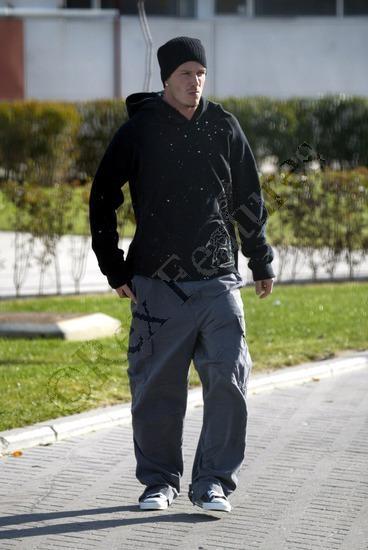 贝克汉姆的穿衣风格CO00OL 转贴